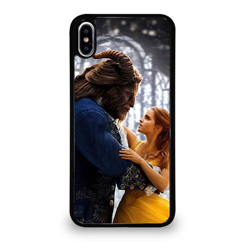 BEAUTY AND THE BEAST 1 iPhone XS Max Case