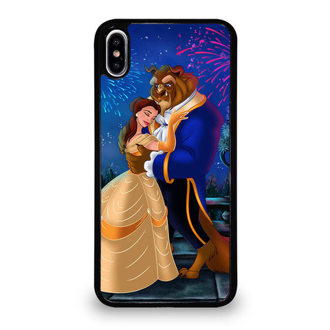 BEAUTY AND THE BEAST ROM iPhone XS Max Case