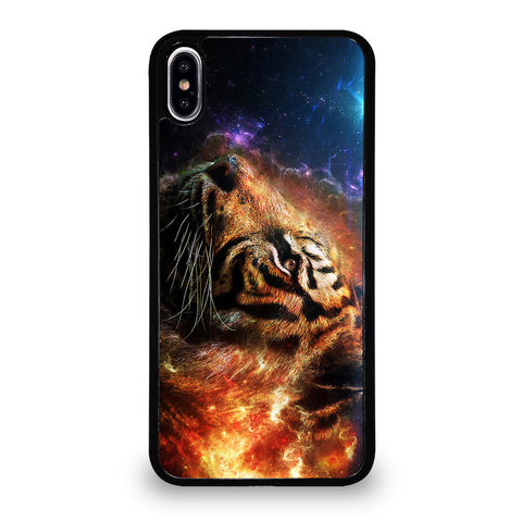 BENGAL TIGER FIRE iPhone XS Max Case