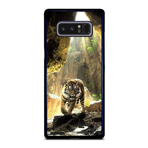 BENGAL TIGER WITH SUNSHINE Samsung Galaxy Note 8 Case