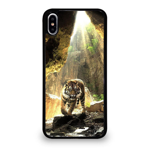 BENGAL TIGER WITH SUNSHINE iPhone XS Max Case