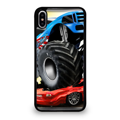 BIG FOOT MONSTER TRUCK iPhone XS Max Case