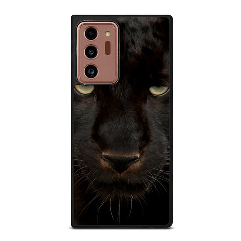 BLACK PANTHER FACE Samsung Galaxy Note 20 Ultra Case