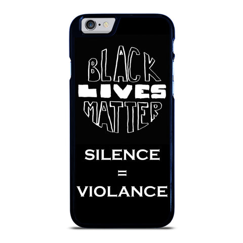BLACK LIVES MATTER ACTION iPhone 6 / 6S Case