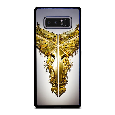 BLACK MAMBA GOLD Samsung Galaxy Note 8 Case