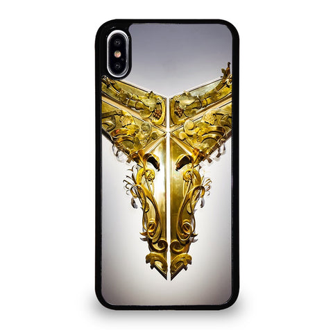 BLACK MAMBA GOLD iPhone XS Max Case