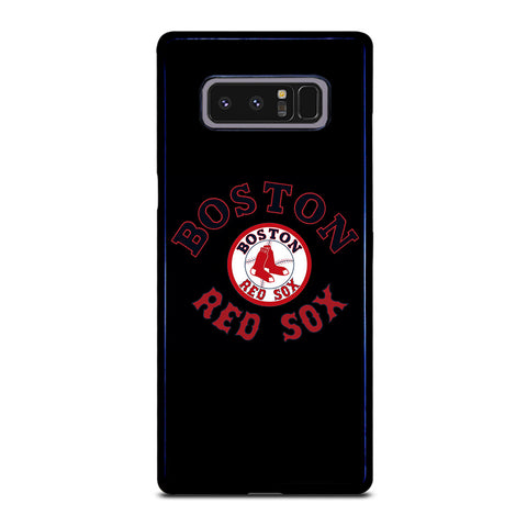 BOSTON RED SOX CASE Samsung Galaxy Note 8 Case
