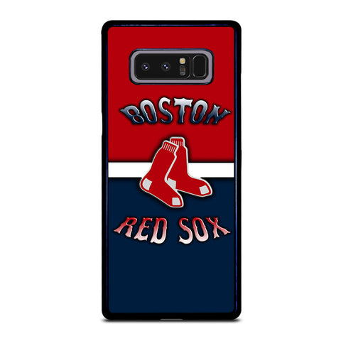 BOSTON RED SOX Samsung Galaxy Note 8 Case