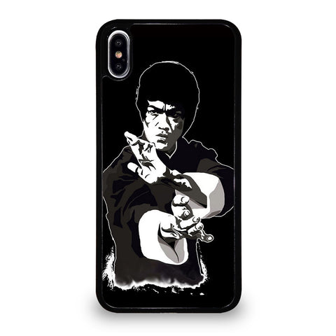 BRUCE LEE CHARACTER CASE iPhone XS Max Case