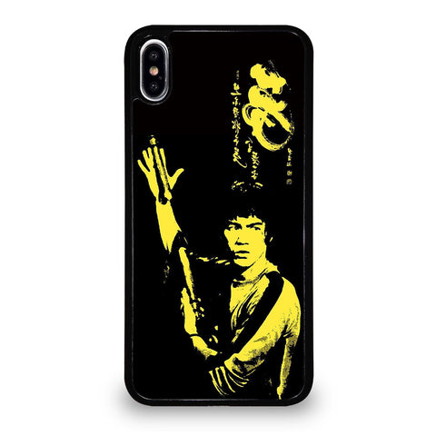 BRUCE LEE IN ACTION iPhone XS Max Case