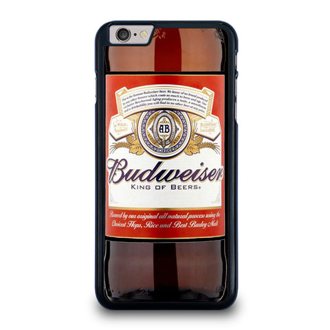 BUDWEISER BOTTLE iPhone 6 / 6S Plus Case