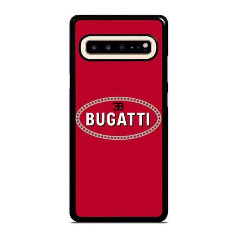 BUGATTI GREAT LOGO Samsung Galaxy S10 5G Phone Case