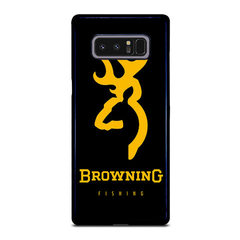 CAMO BROWNING FISHING Samsung Galaxy Note 8 Case