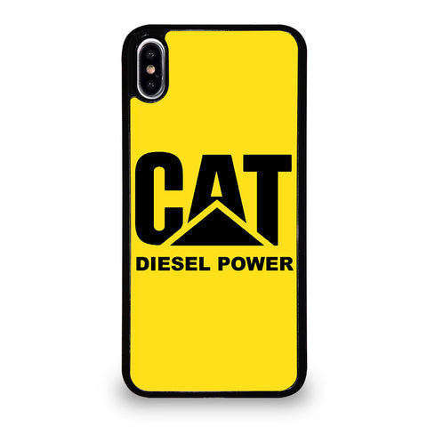 CATERPILLAR DIESEL POWER iPhone XS Max Case