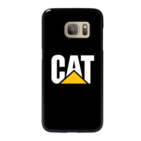 CAT CATERPILLAR LOGO Samsung Galaxy S7 Case