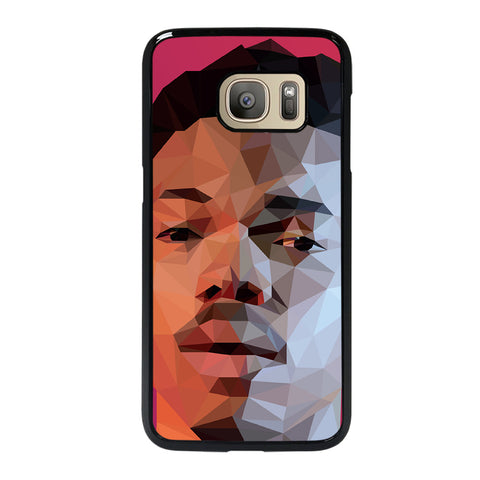 CHANCE THE RAPPER RUSSELL Samsung Galaxy S7 Case