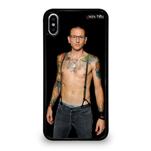 CHESTER BENNINGTON LP iPhone XS Max Case