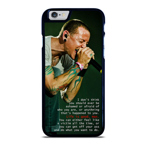CHESTER BENNINGTON SCREEMS iPhone 6 / 6S Case