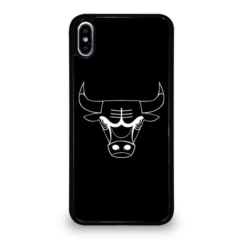 CHICAGO BULLS VECTOR LOGO iPhone XS Max Case