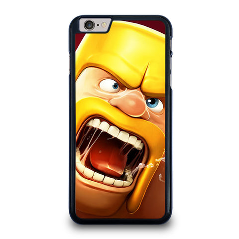 CLASH OF CLANS BARBARIAN iPhone 6 / 6S Plus Case