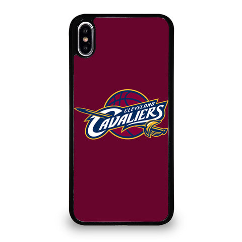 CLEVELAND CAVALIERS CASE iPhone XS Max Case