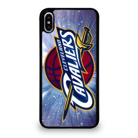 CLEVELAND CAVALIERS LOGO iPhone XS Max Case