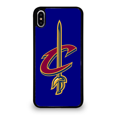 CLEVELAND CAVALIERS iPhone XS Max Case