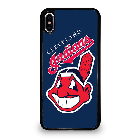 CLEVELAND INDIANS LOGO iPhone XS Max Case
