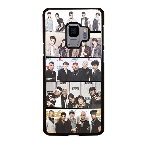 CNCO Group Collage Samsung Galaxy S9 Case