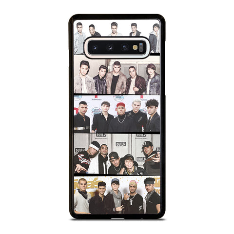 CNCO Group Collage Samsung Galaxy S10 Case