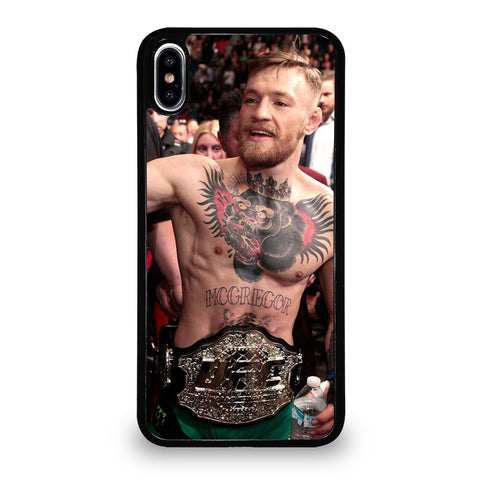 CONOR McGREGOR BELT iPhone XS Max Case