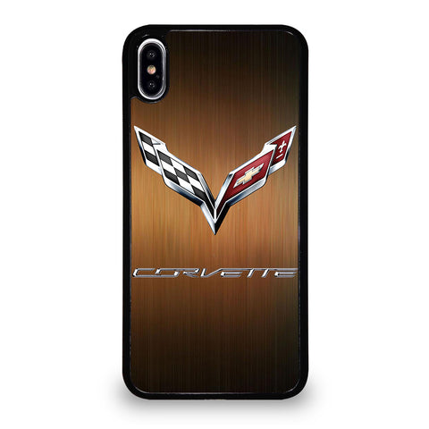 CORVETTE LOGO iPhone XS Max Case