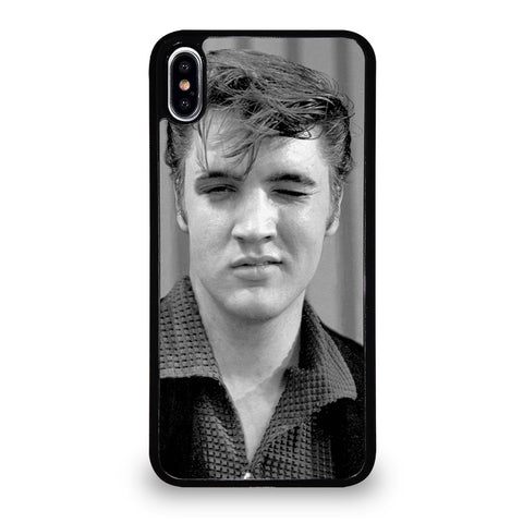 CUTE FACE ELVIS PRESLEY iPhone XS Max Case