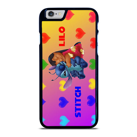 CUTE LILO AND STITCH iPhone 6 / 6S Case