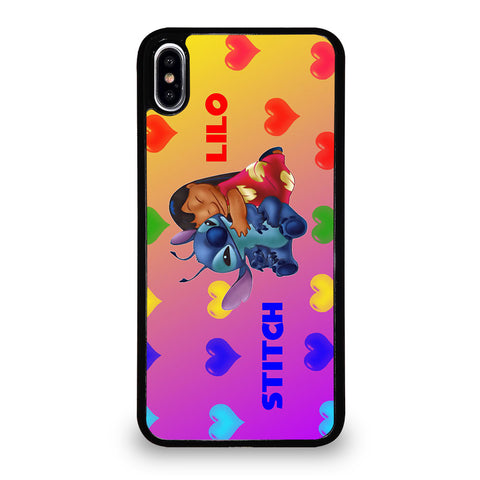 CUTE LILO AND STITCH iPhone XS Max Case