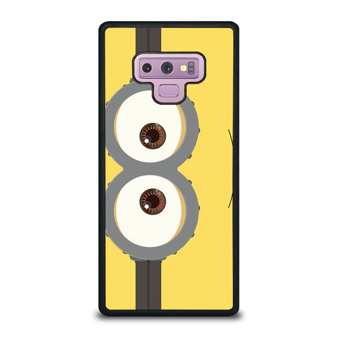 CUTE MINIONS EYES Samsung Galaxy Note 9 Case
