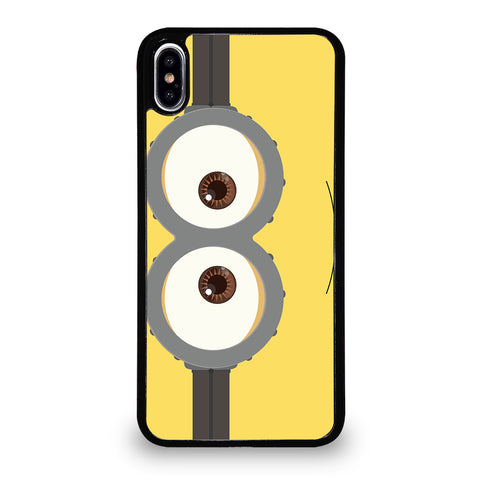 CUTE MINIONS EYES iPhone XS Max Case