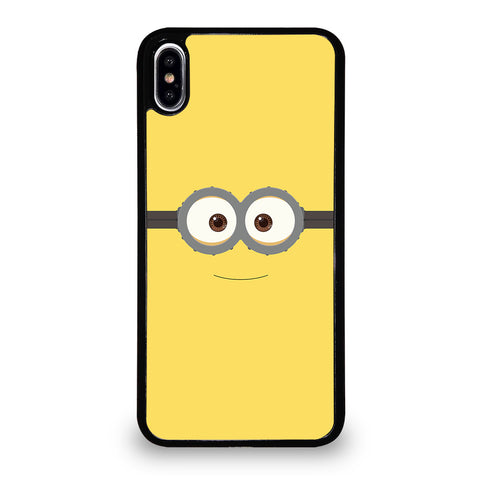 CUTE MINIONS iPhone XS Max Case