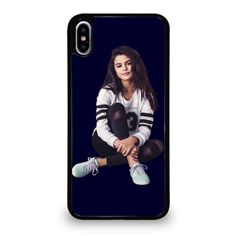 CUTE SELENA GOMEZ iPhone XS Max Case