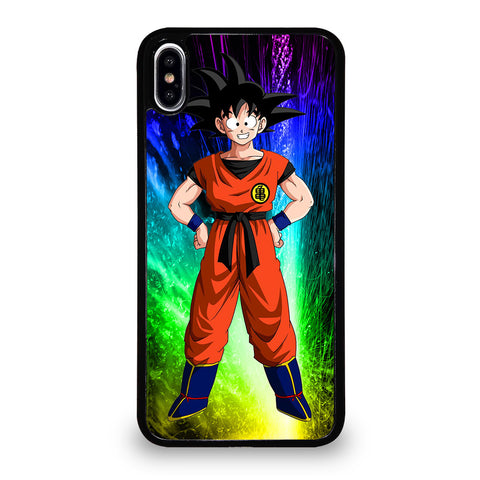 CUTE SON GOKU iPhone XS Max Case