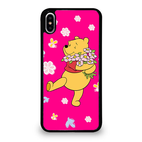 CUTE WINNIE THE POOH CASE iPhone XS Max Case