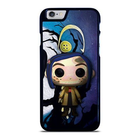 Cartoon Coraline Posterize iPhone 6 / 6S Case