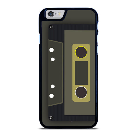 Chocolate Retro Cassette Tape iPhone 6 / 6S Case