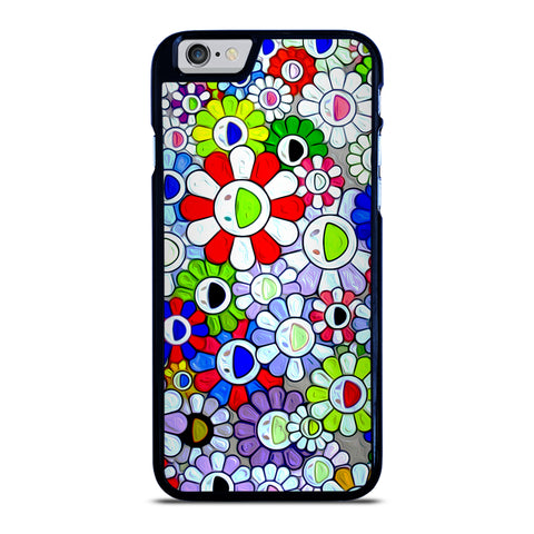 Cool Takashi Murakami Flowers iPhone 6 / 6S Case