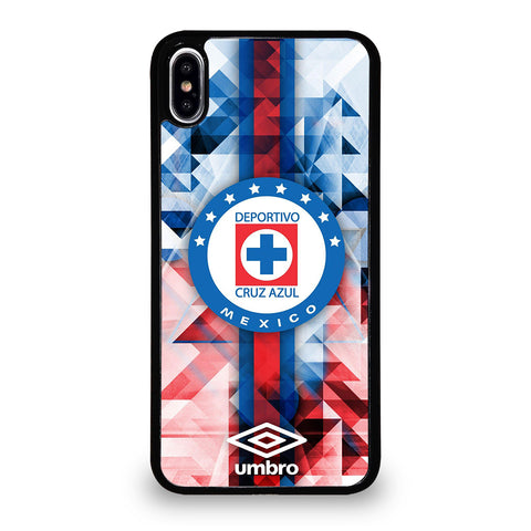Cruz Azul Football Club Umbro iPhone XS Max Case