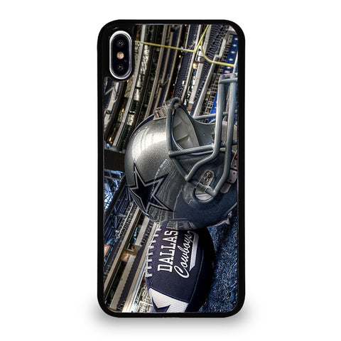 DALLAS COWBOYS HELMET iPhone XS Max Case