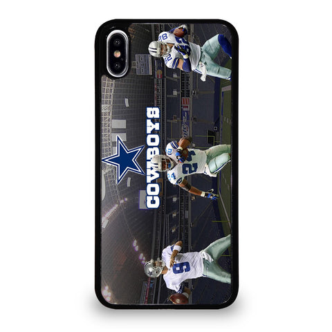 DALLAS COWBOYS TEAM iPhone XS Max Case