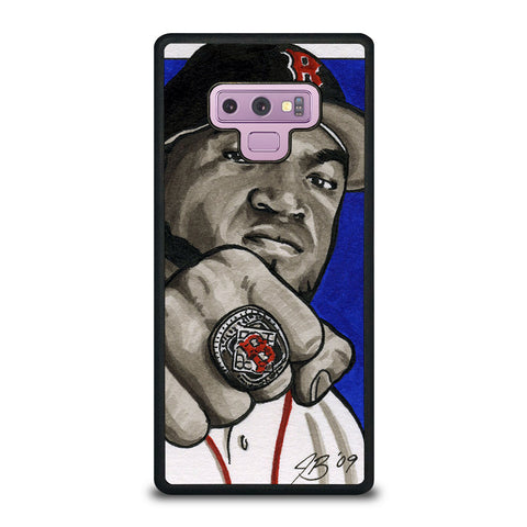 DAVID ORTIZ BIG PAPI BOSTON Samsung Galaxy Note 9 Case