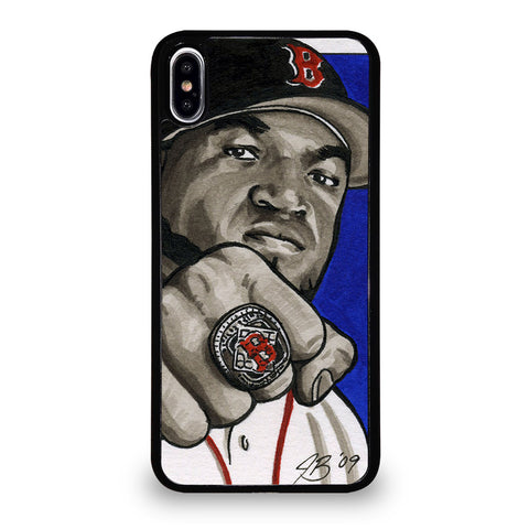 DAVID ORTIZ BIG PAPI BOSTON iPhone XS Max Case