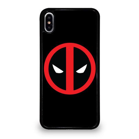 DEADPOOL LOGO iPhone XS Max Case
